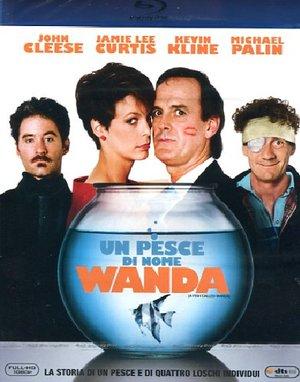 UN PESCE DI NOME WANDA (BLU-RAY )