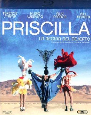 PRISCILLA LA REGINA DEL DESERTO (BLU-RAY )