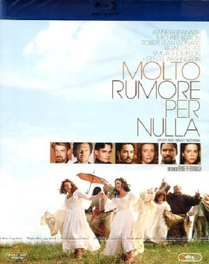 MOLTO RUMORE PER NULLA (BLU-RAY )