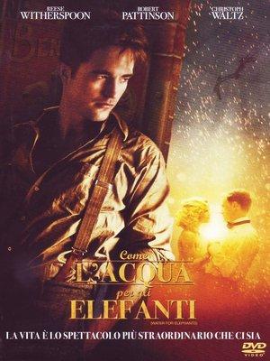 COME L'ACQUA PER GLI ELEFANTI (DVD)