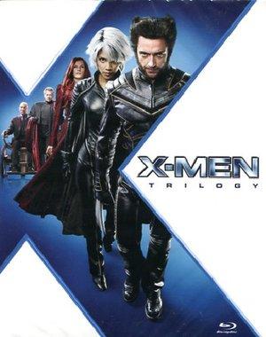 COF.X-MEN - TRILOGY (3 BLU-RAY)