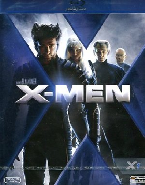 X-MEN IL FILM - BLU-RAY