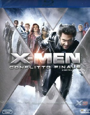 X-MEN. CONFLITTO FINALE (BLU-RAY)