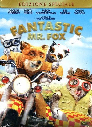 FANTASTIC MR. FOX (SE) (DVD)