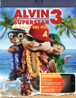 ALVIN SUPERSTAR 3 (BLU-RAY)