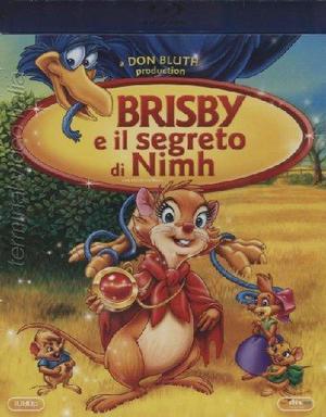 BRISBY E IL SEGRETO DI NIMH (BLU-RAY)