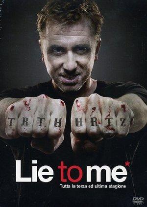 COF.LIE TO ME - STAGIONE 03 (4 DVD) (DVD)