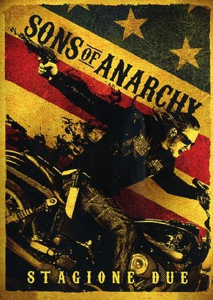 COF.SONS OF ANARCHY - STAGIONE 02 (4 DVD) (DVD)