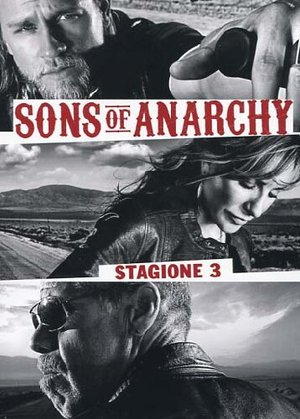 COF.SONS OF ANARCHY - STAG.03 (4 DVD) (DVD)