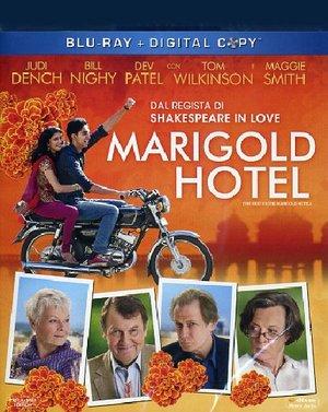 MARIGOLD HOTEL (BLU-RAY + COPIA DIGITALE)