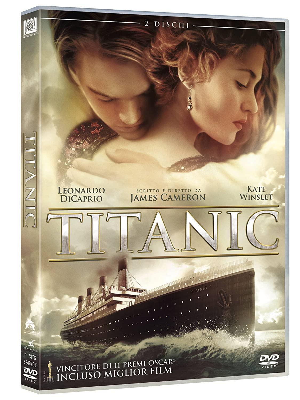 TITANIC (2 DVD) (DVD)