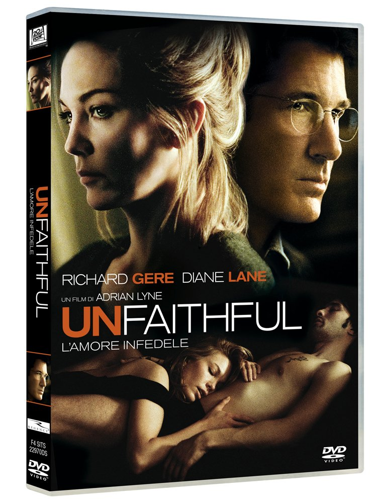 UNFAITHFUL - L'AMORE INFEDELE (DVD)