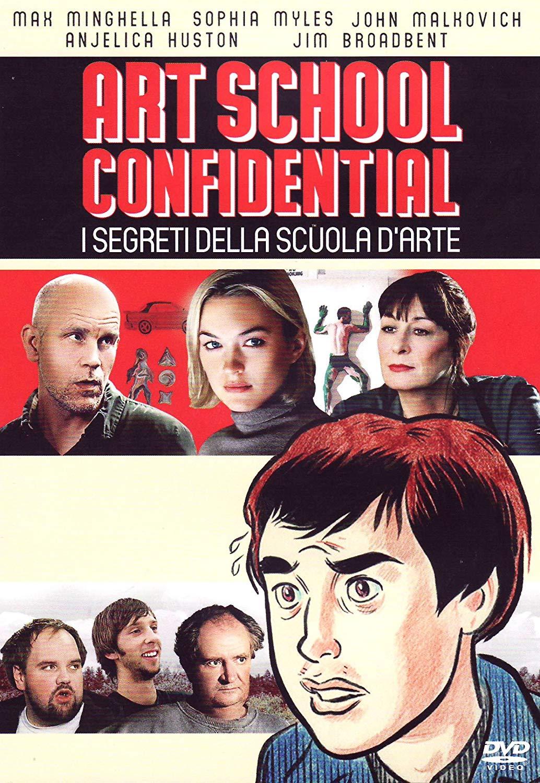 ART SCHOOL CONFIDENTIAL. I SEGRETI DELLA SCUOLA D'ARTE (DVD)