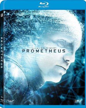 PROMETHEUS (BLU-RAY )