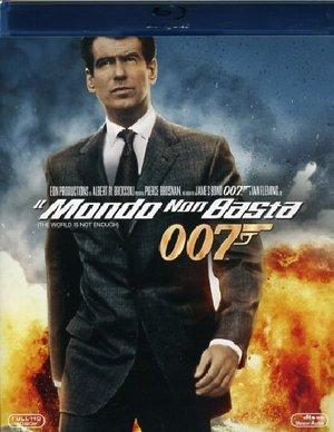 007 - IL MONDO NON BASTA (BLU-RAY )