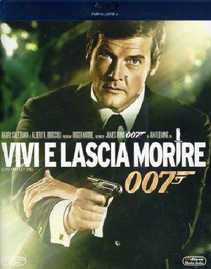 007 - VIVI E LASCIA MORIRE (BLU-RAY) -fiocco