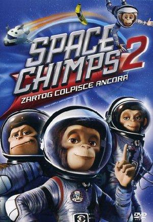 SPACE CHIMPS 2 - ZARTOG COLPISCE ANCORA (DVD)