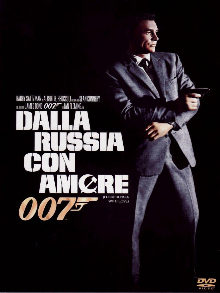 007 - DALLA RUSSIA CON AMORE (DVD)