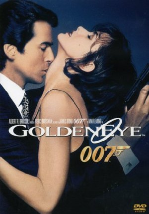 007 - GOLDENEYE (DVD)