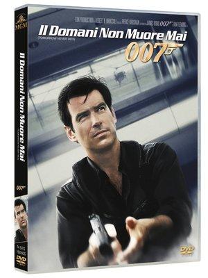 007 - IL DOMANI NON MUORE MAI (DVD)