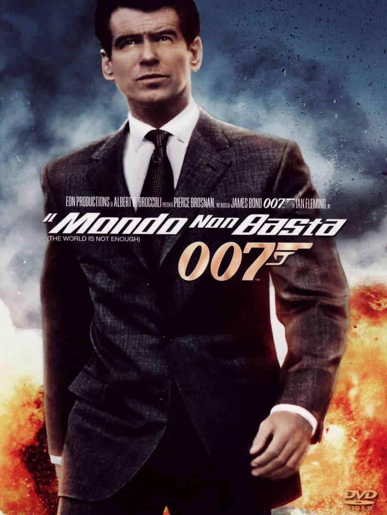 007 - IL MONDO NON BASTA (DVD)