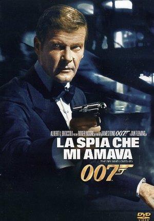 007 - LA SPIA CHE MI AMAVA (DVD)