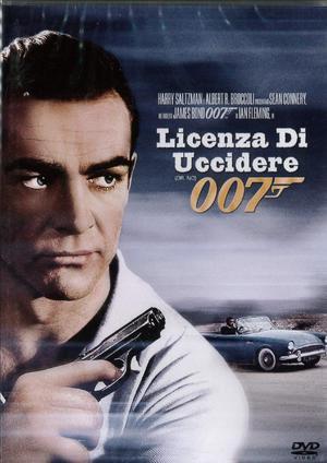 007 - LICENZA DI UCCIDERE (DVD)