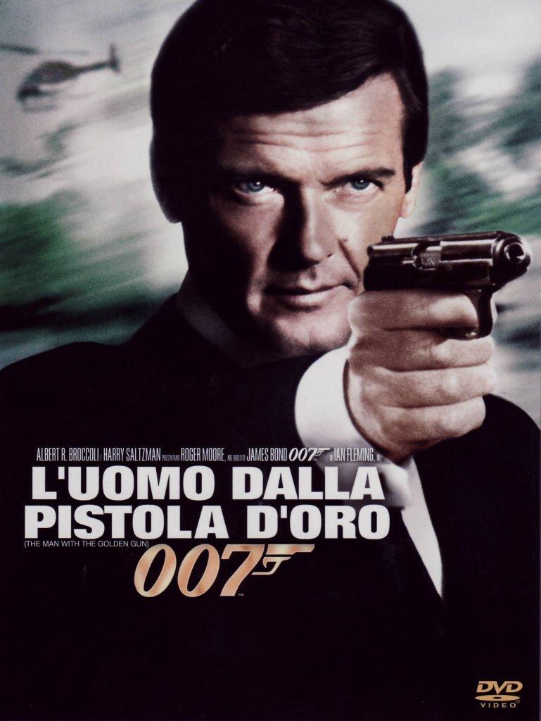 007 - L'UOMO DALLA PISTOLA D'ORO (DVD)