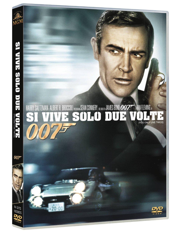 007 - SI VIVE SOLO DUE VOLTE (DVD)