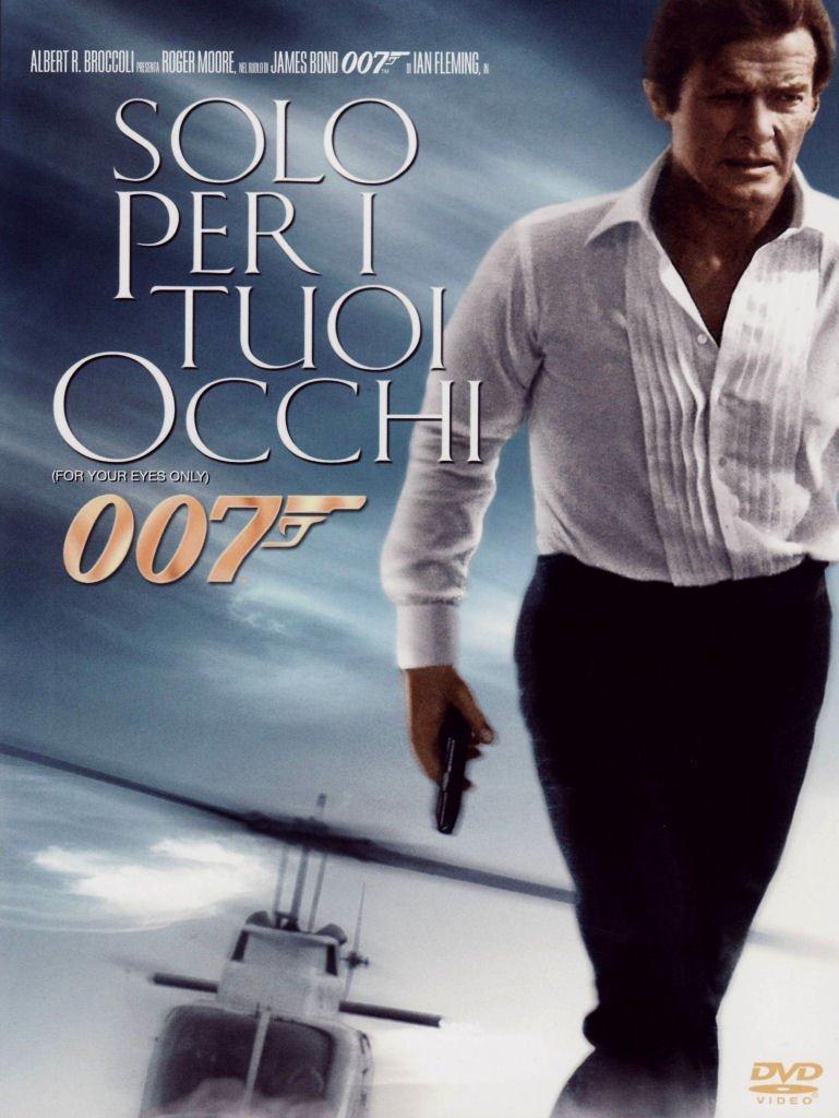 007 - SOLO PER I TUOI OCCHI (DVD)