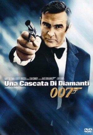 007 - UNA CASCATA DI DIAMANTI (DVD)