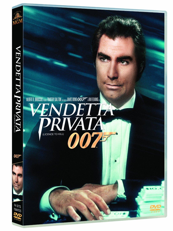 007 - VENDETTA PRIVATA (DVD)