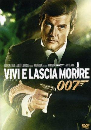 007 - VIVI E LASCIA MORIRE (DVD)