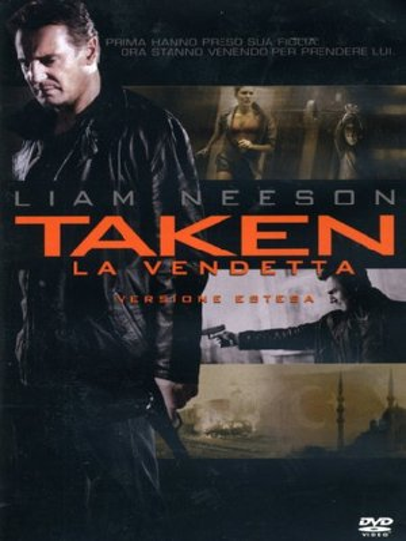 TAKEN 2 - LA VENDETTA (DVD)