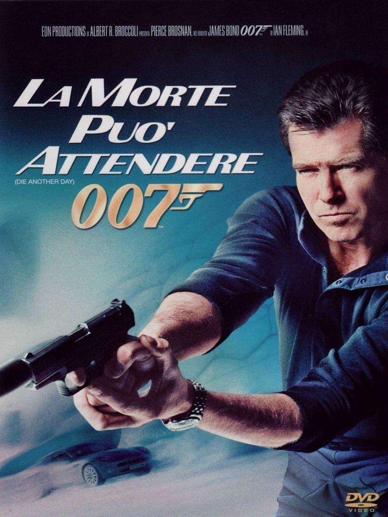 007 - LA MORTE PUO' ATTENDERE (DVD)