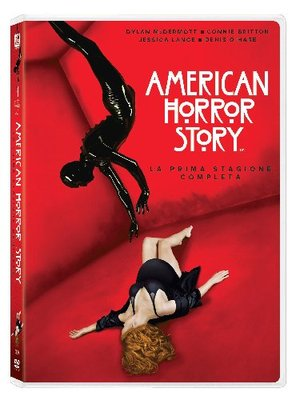COF.AMERICAN HORROR STORY - STAGIONE 01 - MURDER HOUSE (4 DVD) (