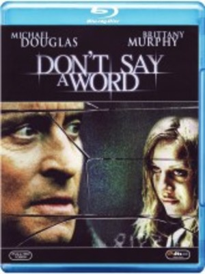 DON'T SAY A WORD (BLU-RAY )