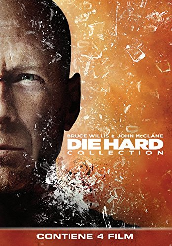 COF.DIE HARD LEGACY COLLECTION (5 DVD) (DVD)