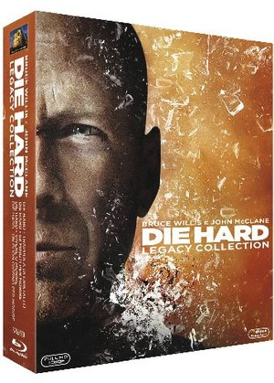 COF.DIE HARD LEGACY COLLECTION (4 BLU-RAY)