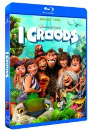 I CROODS (BLU-RAY + DVD)