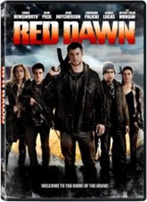 RED DAWN - ALBA ROSSA (DVD)