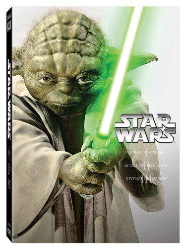 COF.STAR WARS - PREQUEL TRILOGY (3 DVD) (DVD)