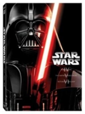 COF.STAR WARS - LA TRILOGIA (3 DVD) (DVD)