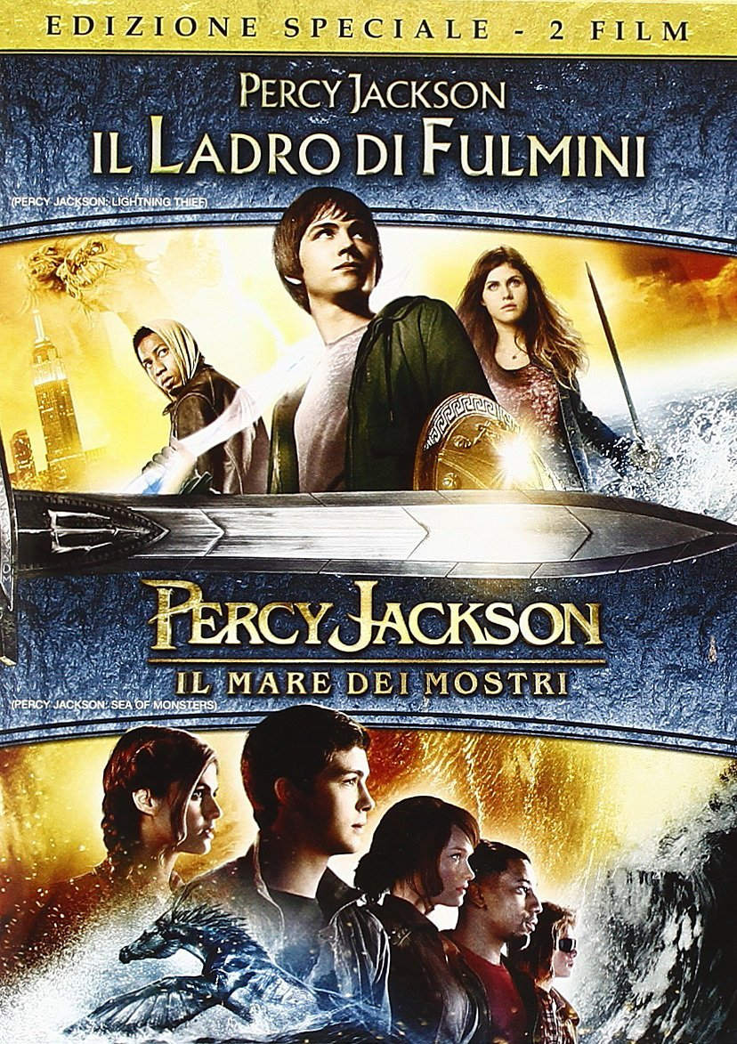 COF.PERCY JACKSON 1 + 2 COLLECTION (CE) (2 DVD) (DVD)