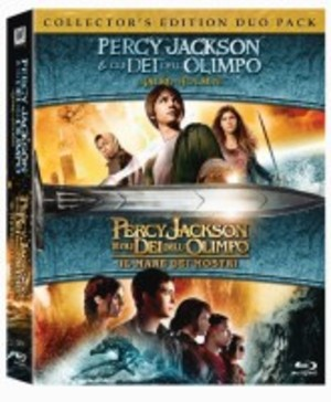 COF.PERCY JACKSON 1 + 2 COLLECTION (CE) (2 BLU-RAY)