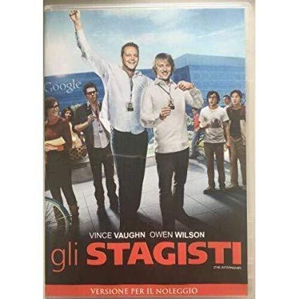 GLI STAGISTI (DVD)