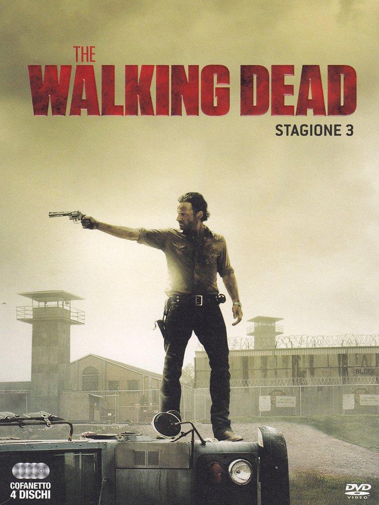 COF.THE WALKING DEAD - STAGIONE 03 (4 DVD) (DVD)