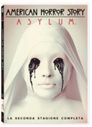 COF.AMERICAN HORROR STORY - STAGIONE 02 - ASYLUM (4 DVD) (DVD)