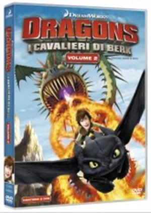 DRAGONS - I CAVALIERI DI BERK #02 (2 DVD) (DVD)