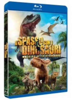 A SPASSO CON I DINOSAURI - WALKING WITH DINOSAURS (BLU-RAY)